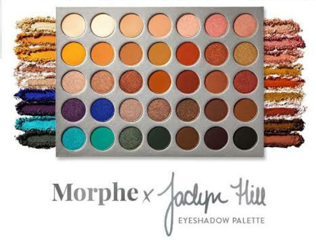Morphe Jaclyn Hill